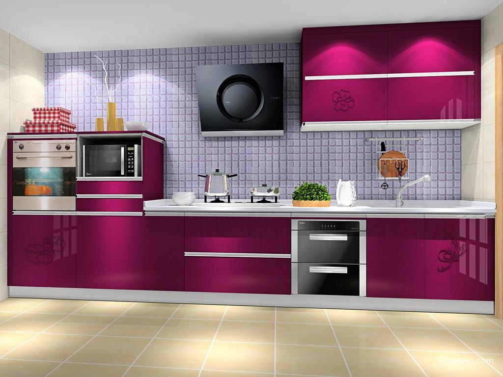 紫晶魅影橱柜F15095