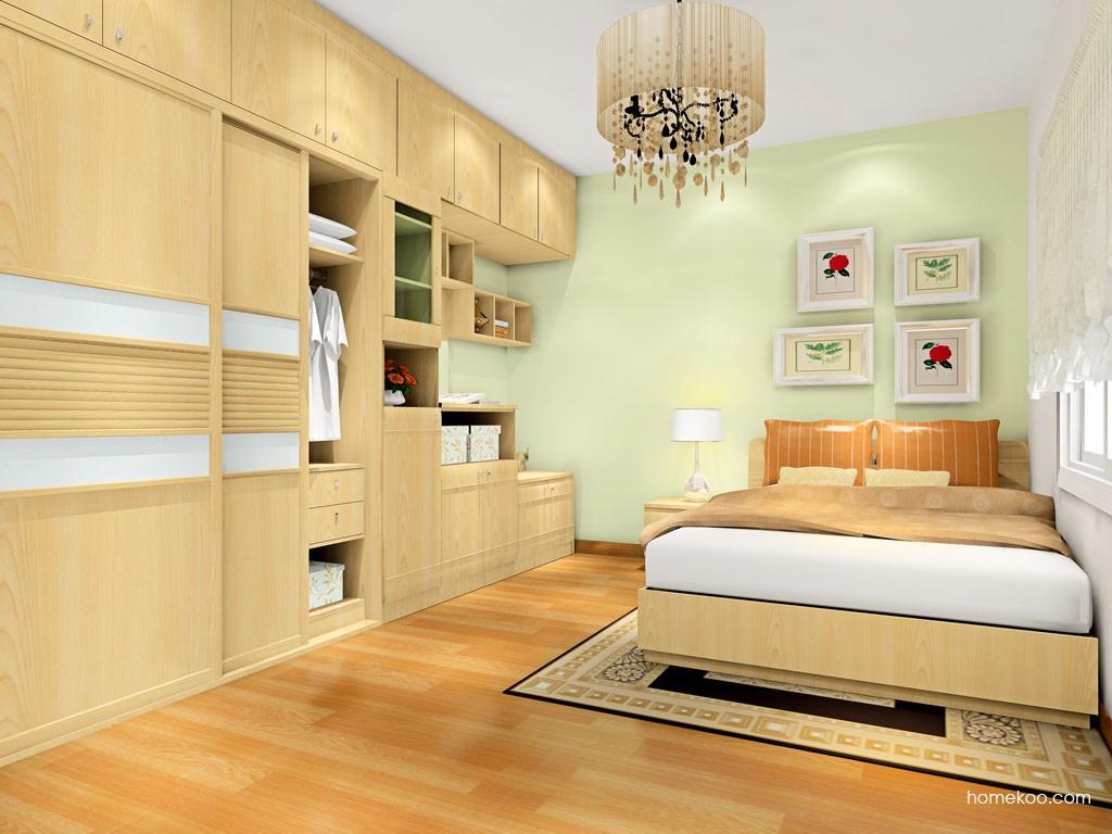 北美枫情家具A17361