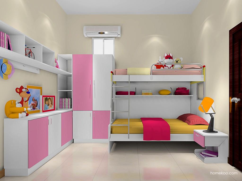 女孩的梦青少年房B17365