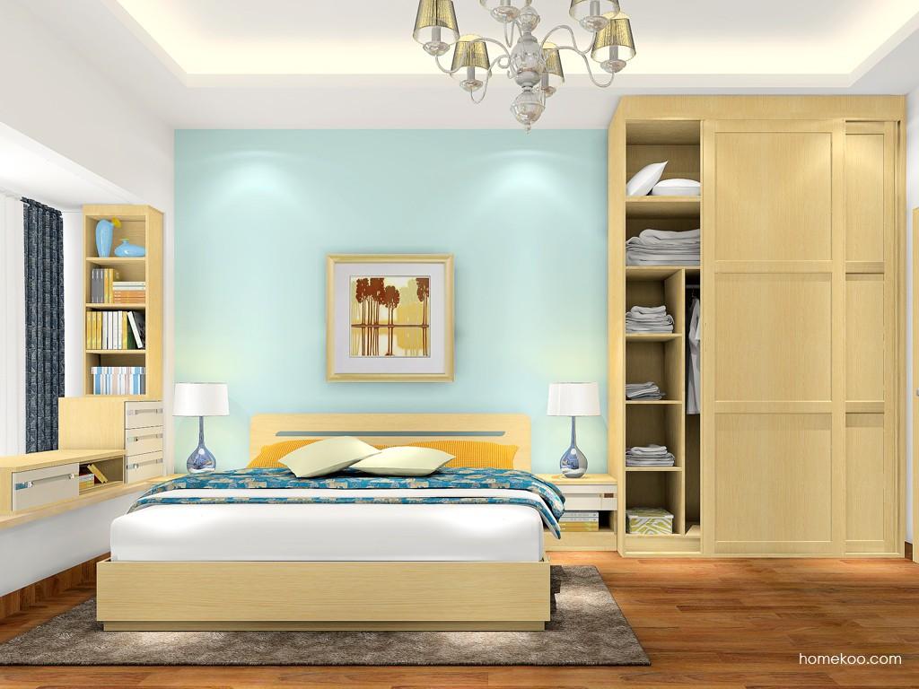 丹麦本色II卧房家具A17370