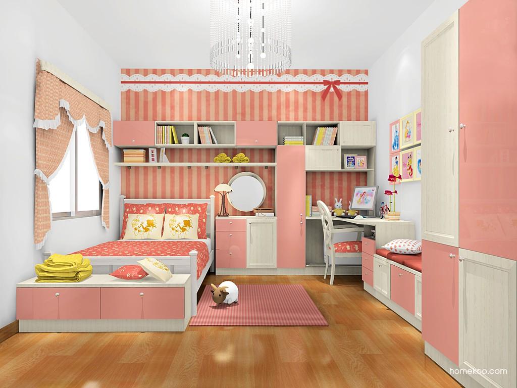 女孩的梦青少年房B17371