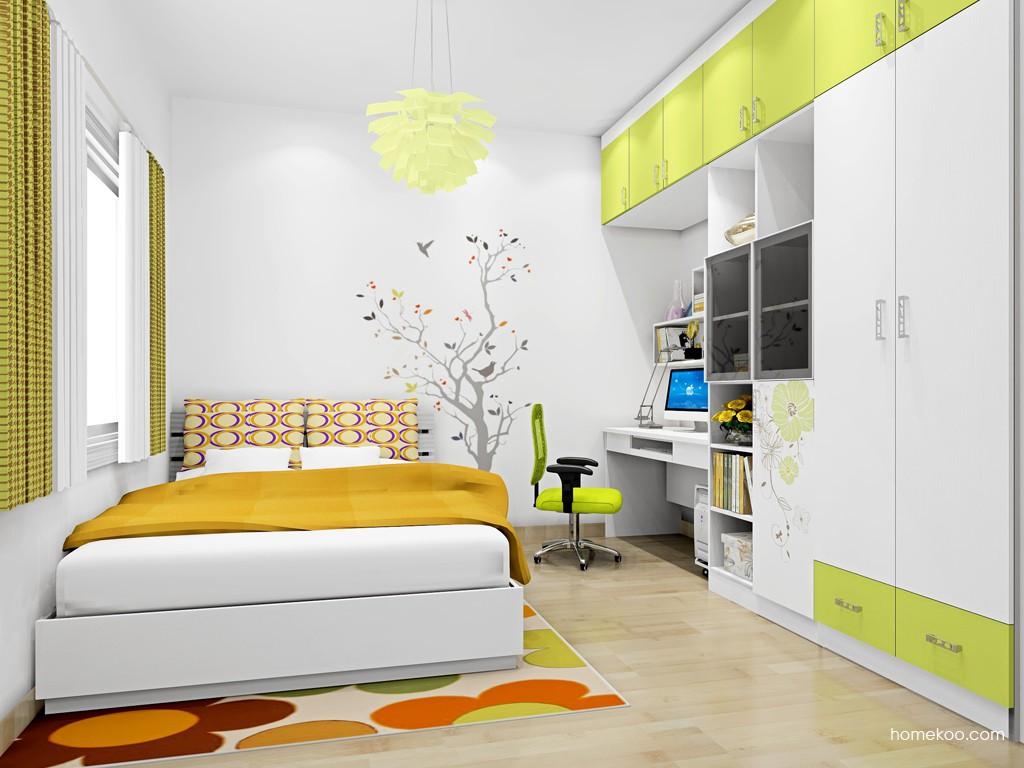 里昂春天卧房家具A17375