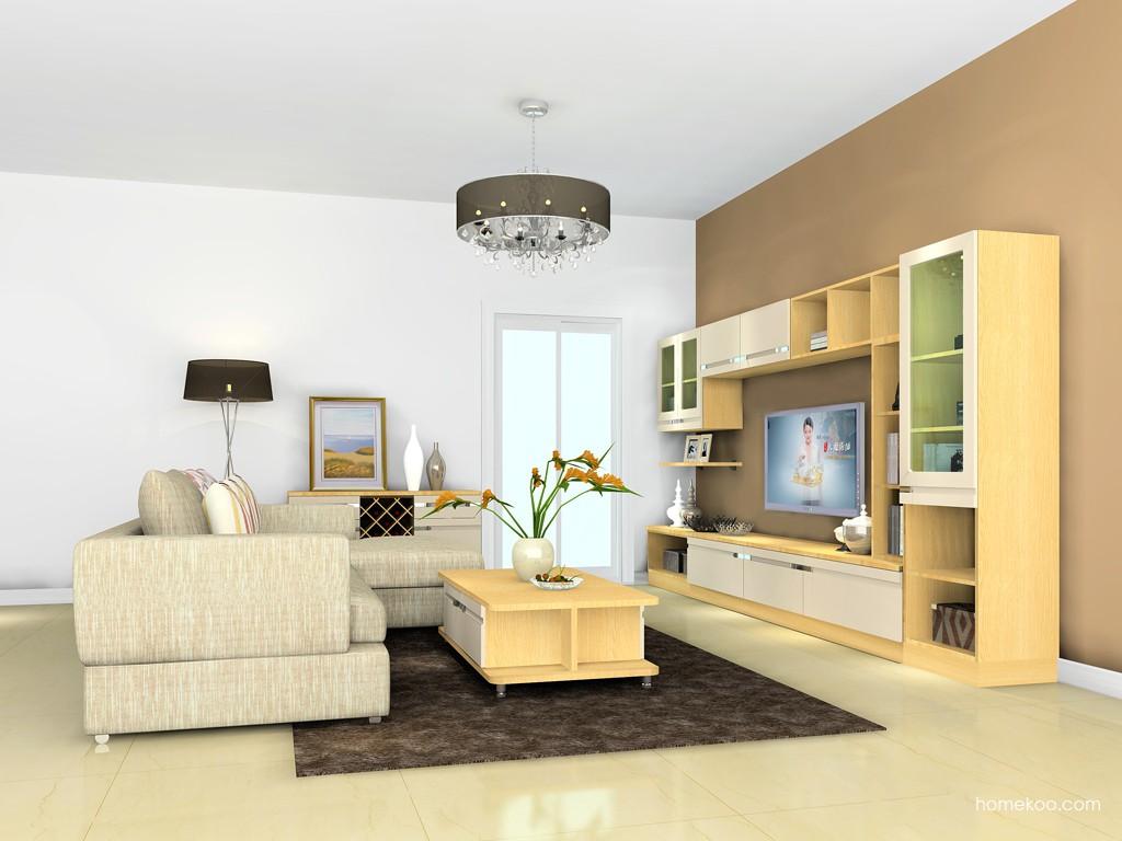 丹麦本色II客厅家具D16699