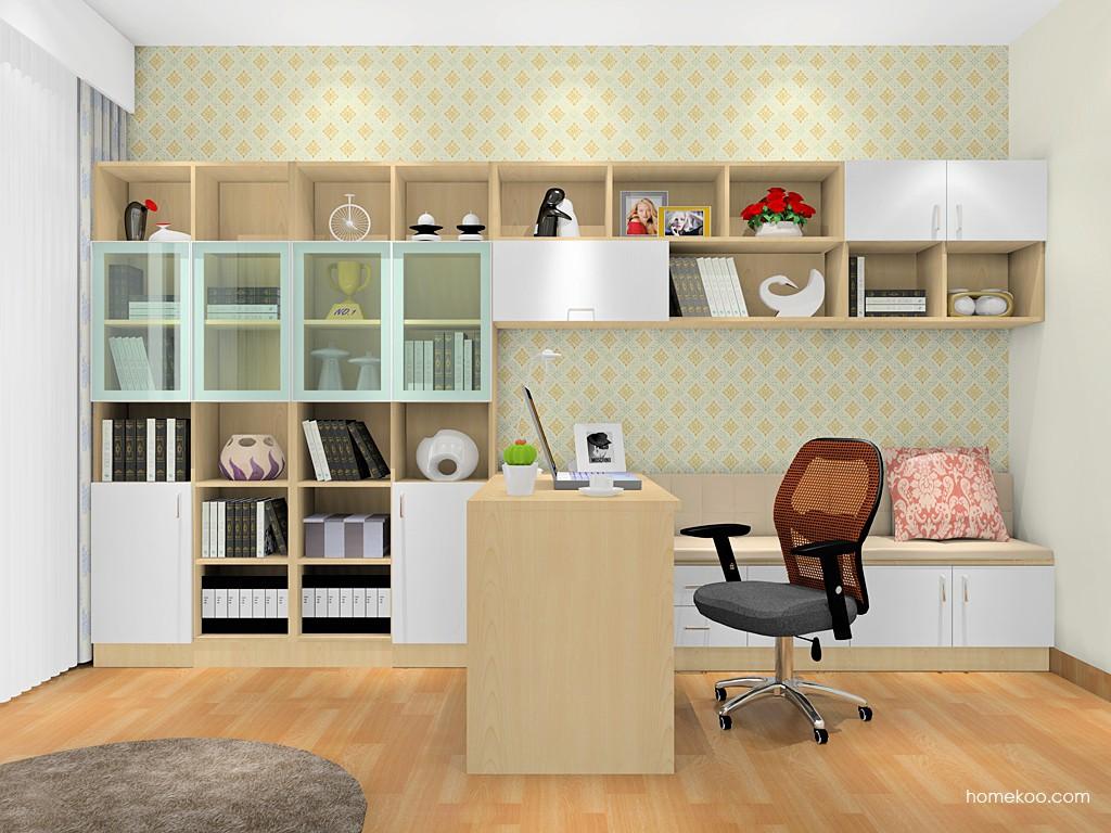 新实用主义书房家具C17463