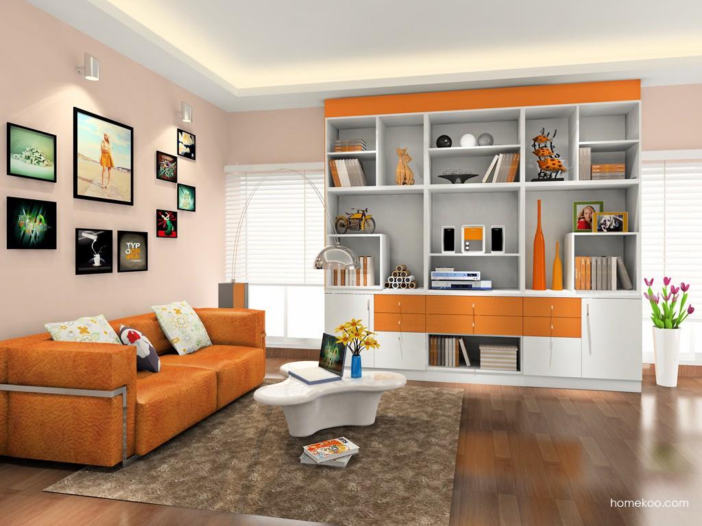 新实用主义书房家具C17487