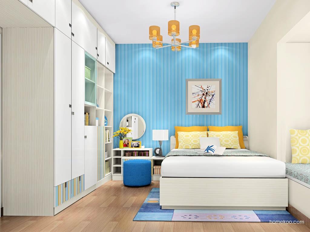 首尔之缤卧房家具A17446