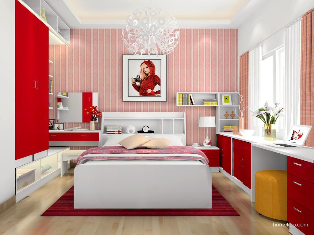 浪漫主义卧房家具A17450