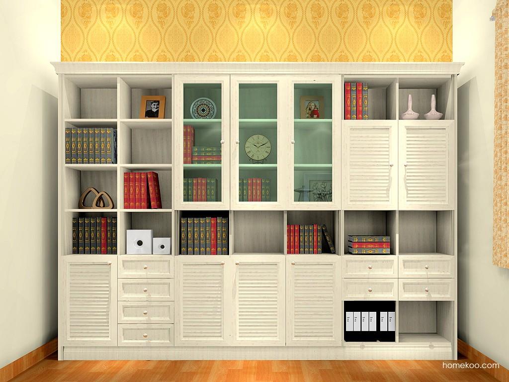 英伦印象书房家具C17476
