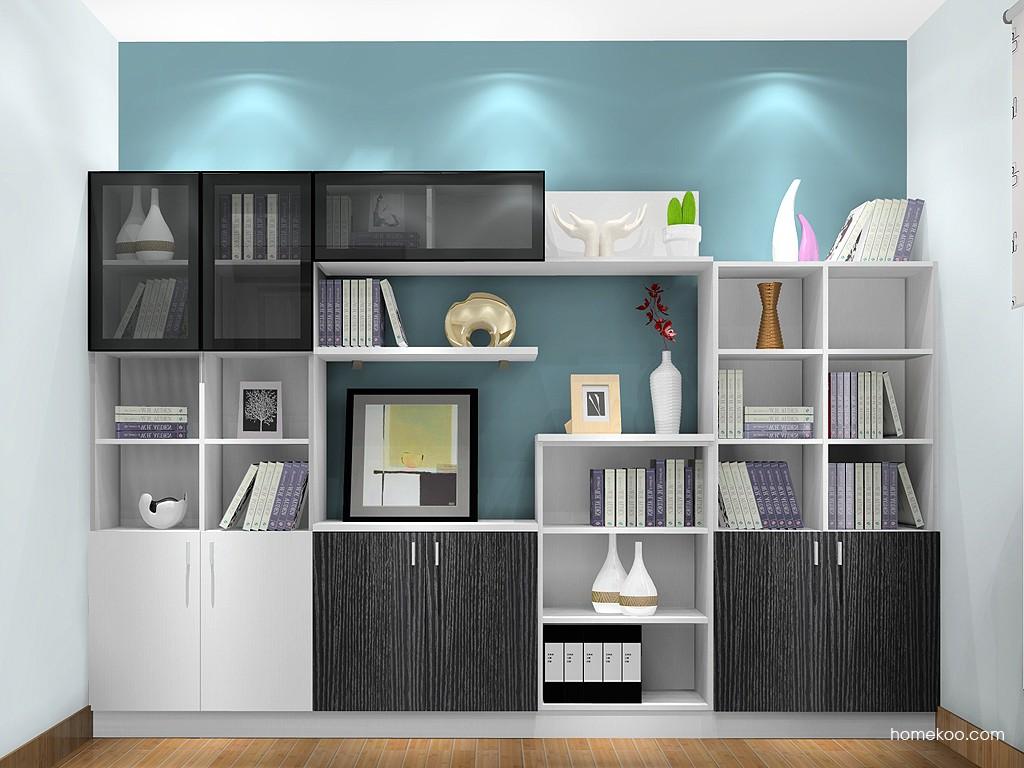 简约主义书房家具C17493