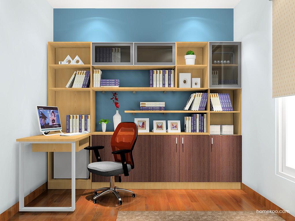 新实用主义书房家具C17494
