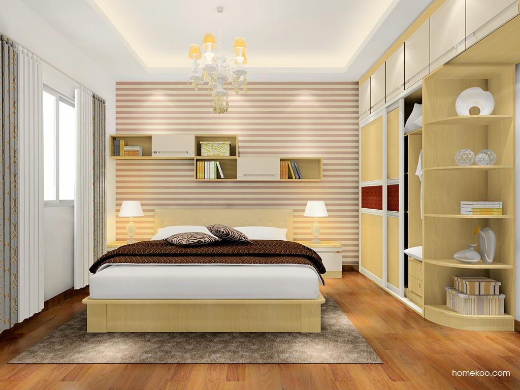 丹麦本色II卧房家具A17459