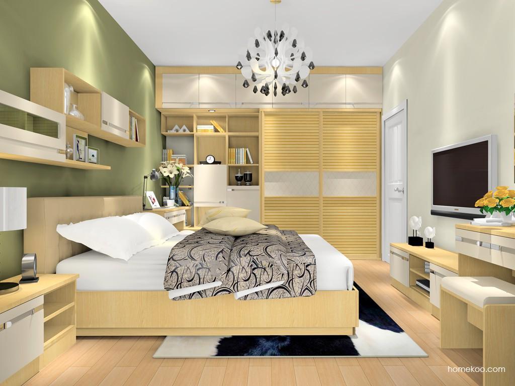 丹麦本色II卧房家具A17468