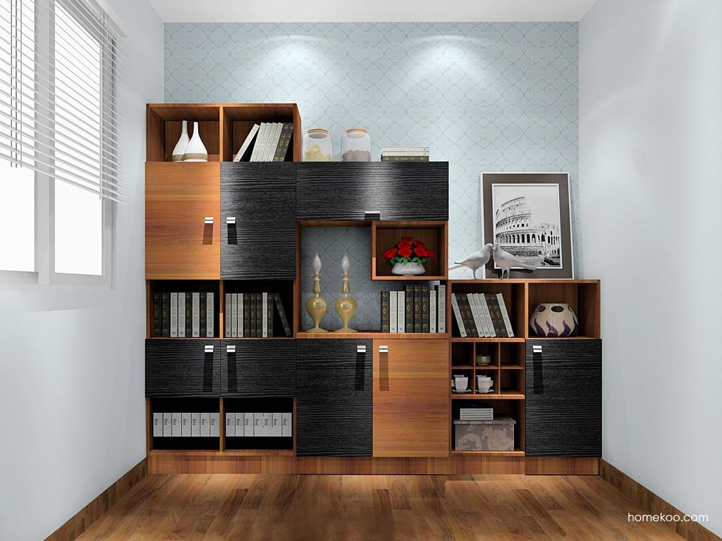 德国森林书房家具C17514