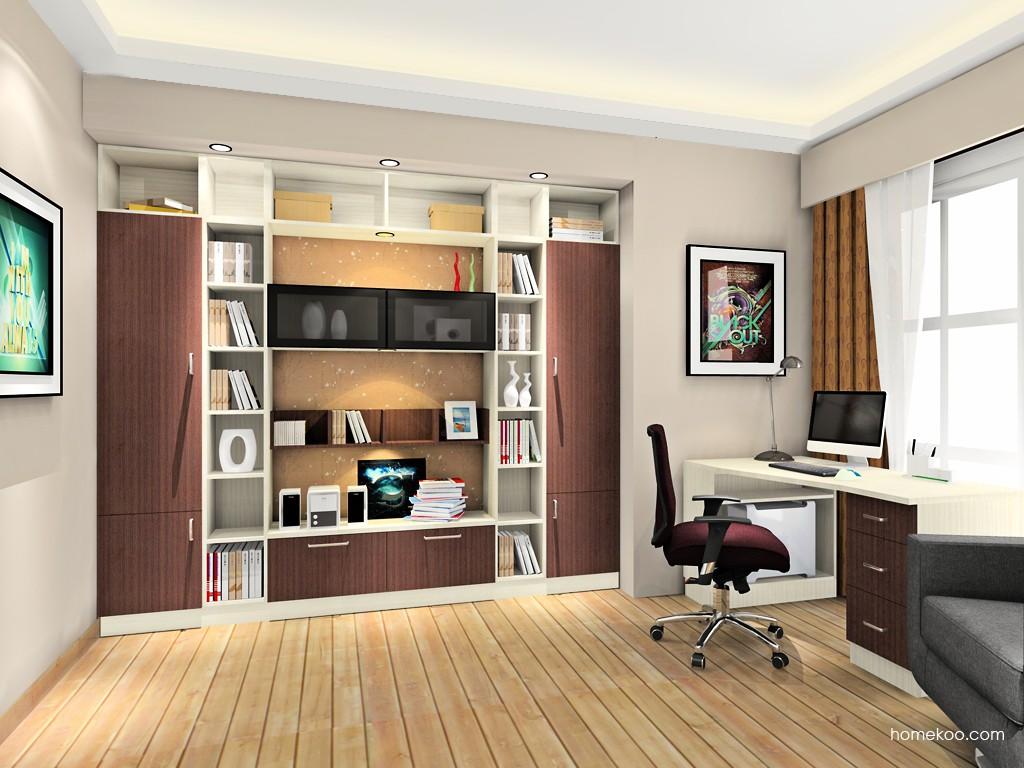 新实用主义书房家具C17519