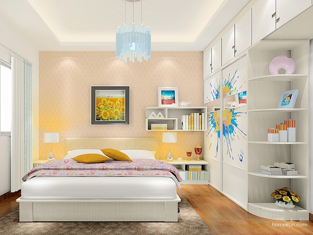 首尔之缤卧房家具A17478