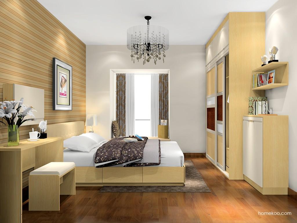 丹麦本色II卧房家具A17463