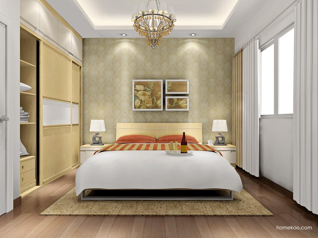 丹麦本色II卧房家具A17496