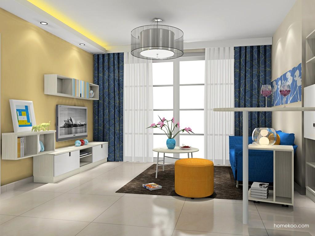 首尔之缤客厅家具D16709