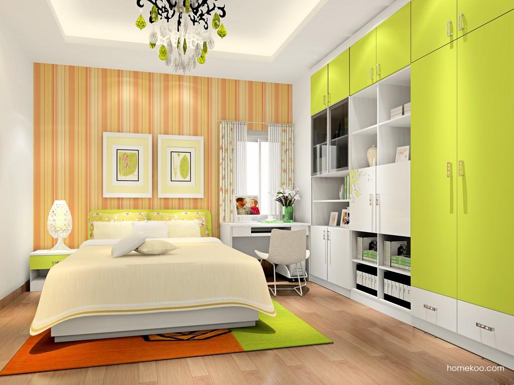 里昂春天卧房家具A17498