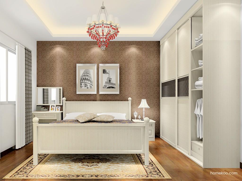 英伦印象卧房家具A17504