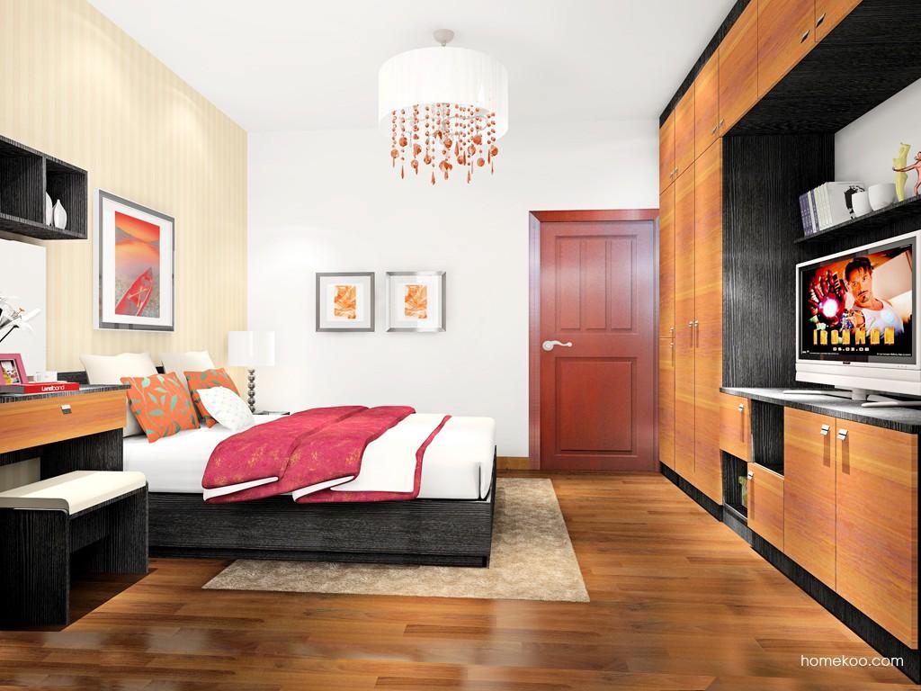 德国森林卧房家具A17505
