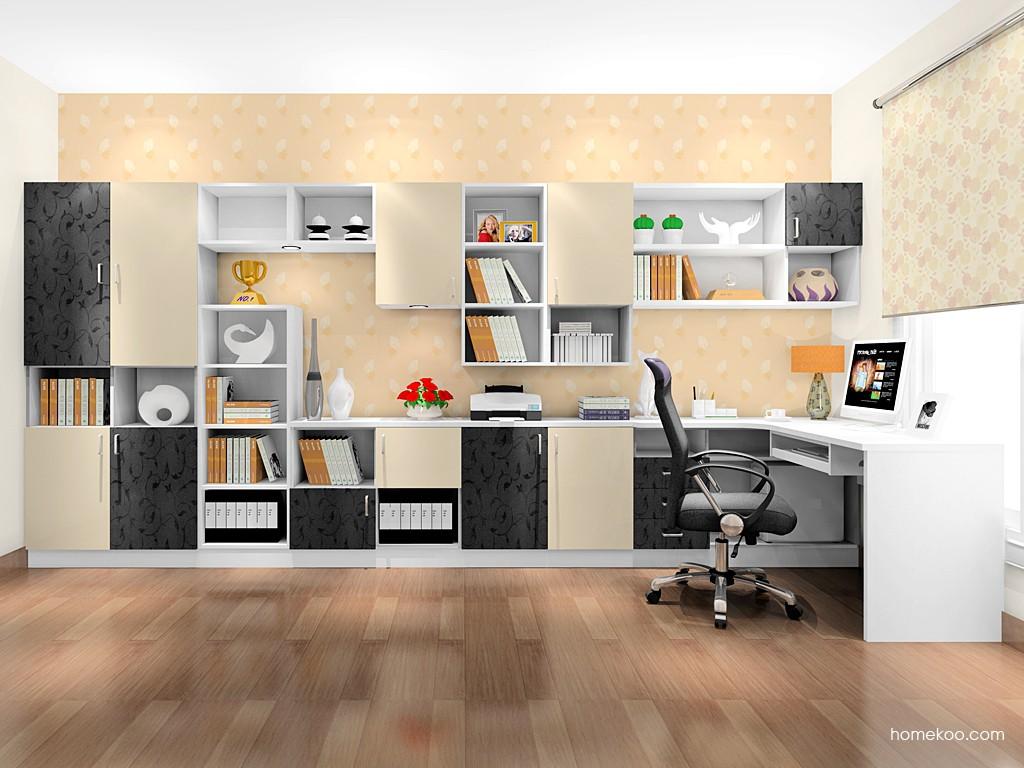 新实用主义书房家具C17541