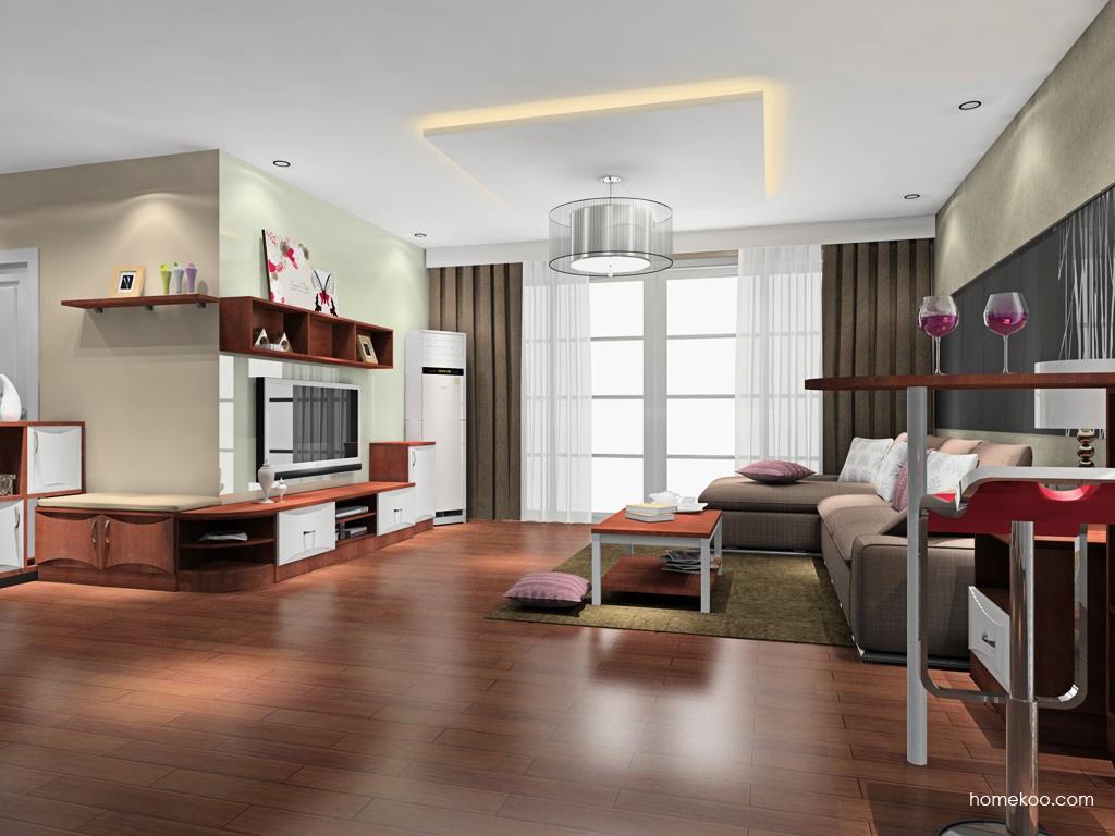 挪威月色客厅家具D16721