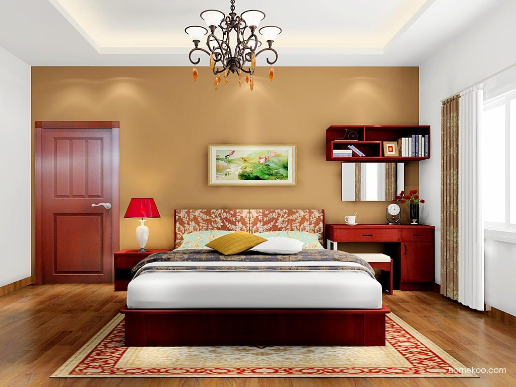中国韵卧房家具A17528
