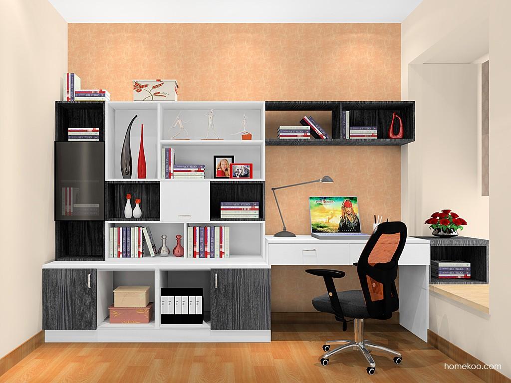 新实用主义书房家具C17561