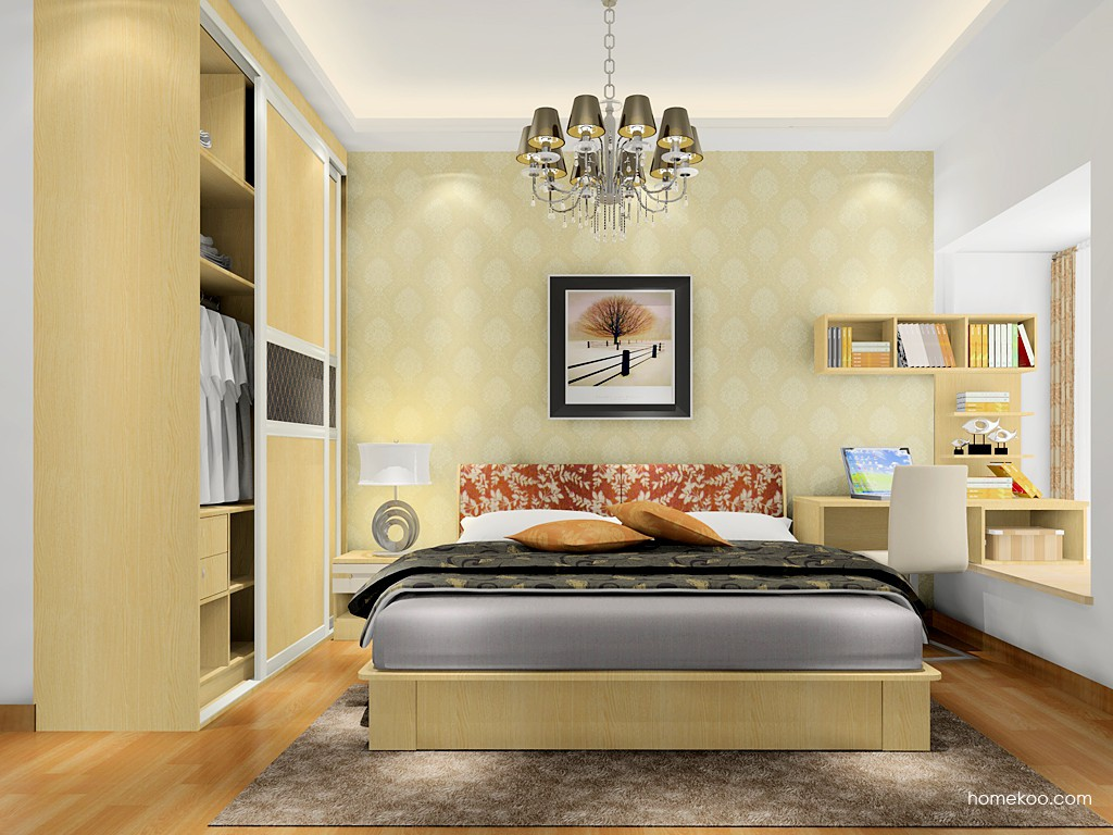 丹麦本色II卧房家具A17535
