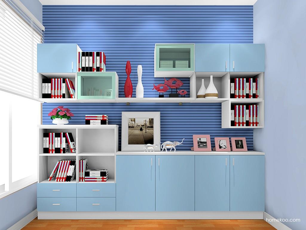 新实用主义书房家具C17589