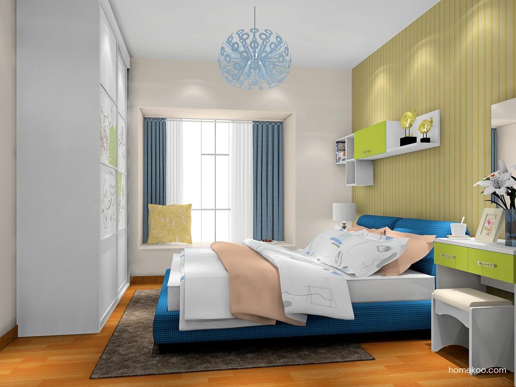 里昂春天卧房家具A17548