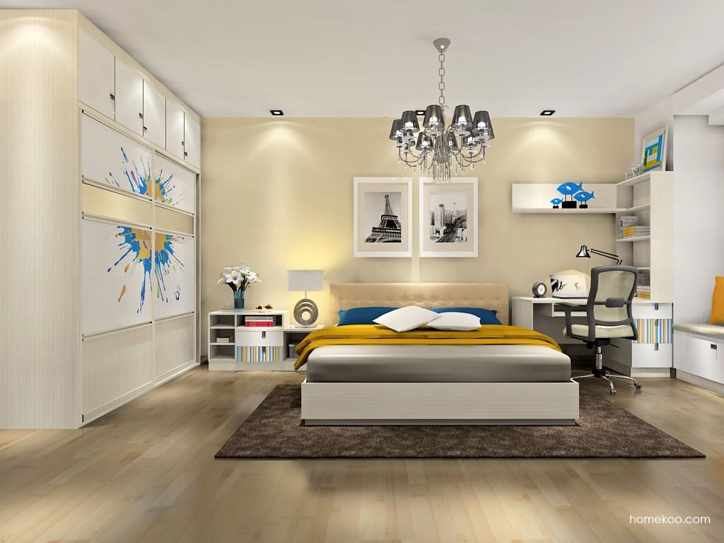首尔之缤卧房家具A17549