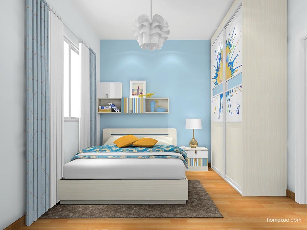 首尔之缤卧房家具A17559