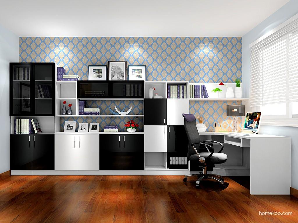 新实用主义书房家具C17634