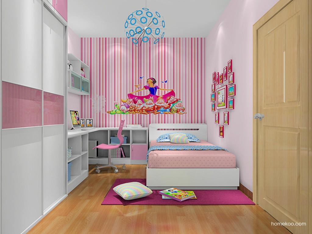 女孩的梦青少年房B17457