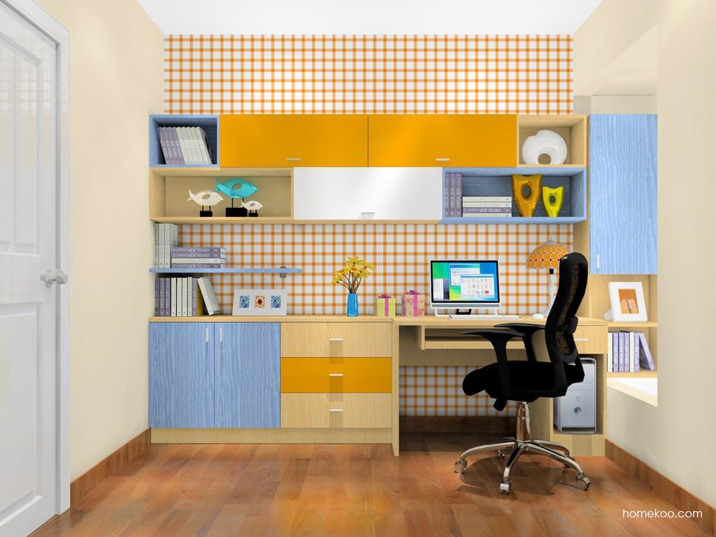 新实用主义书房家具C17651