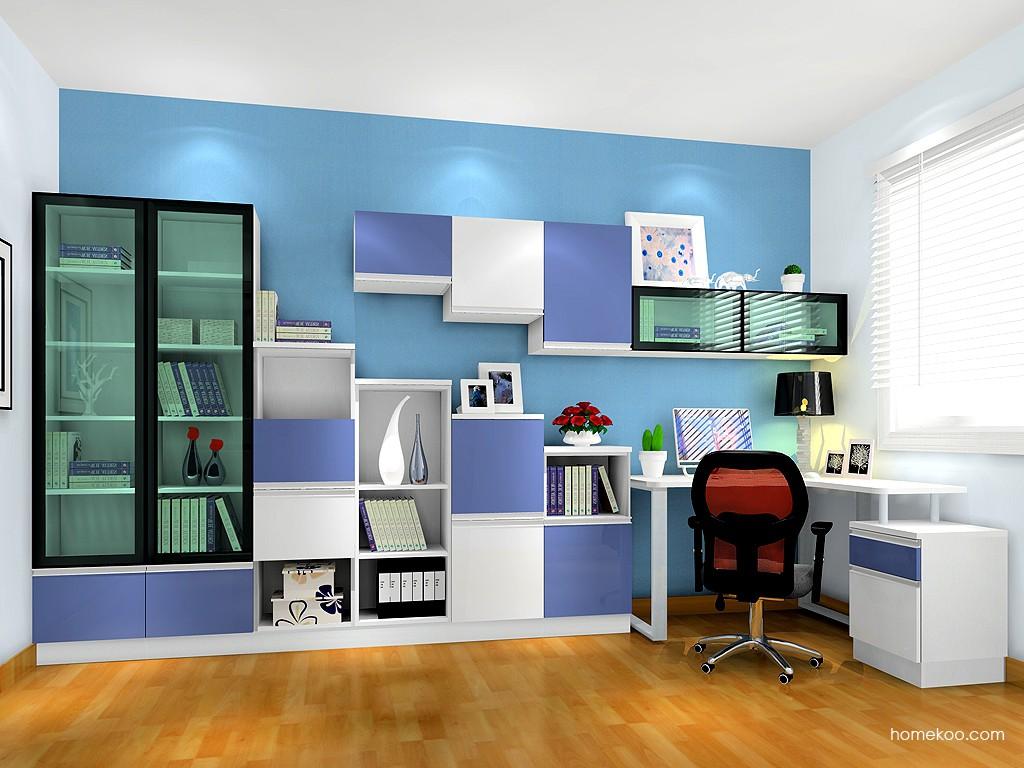 新实用主义书房家具C17652