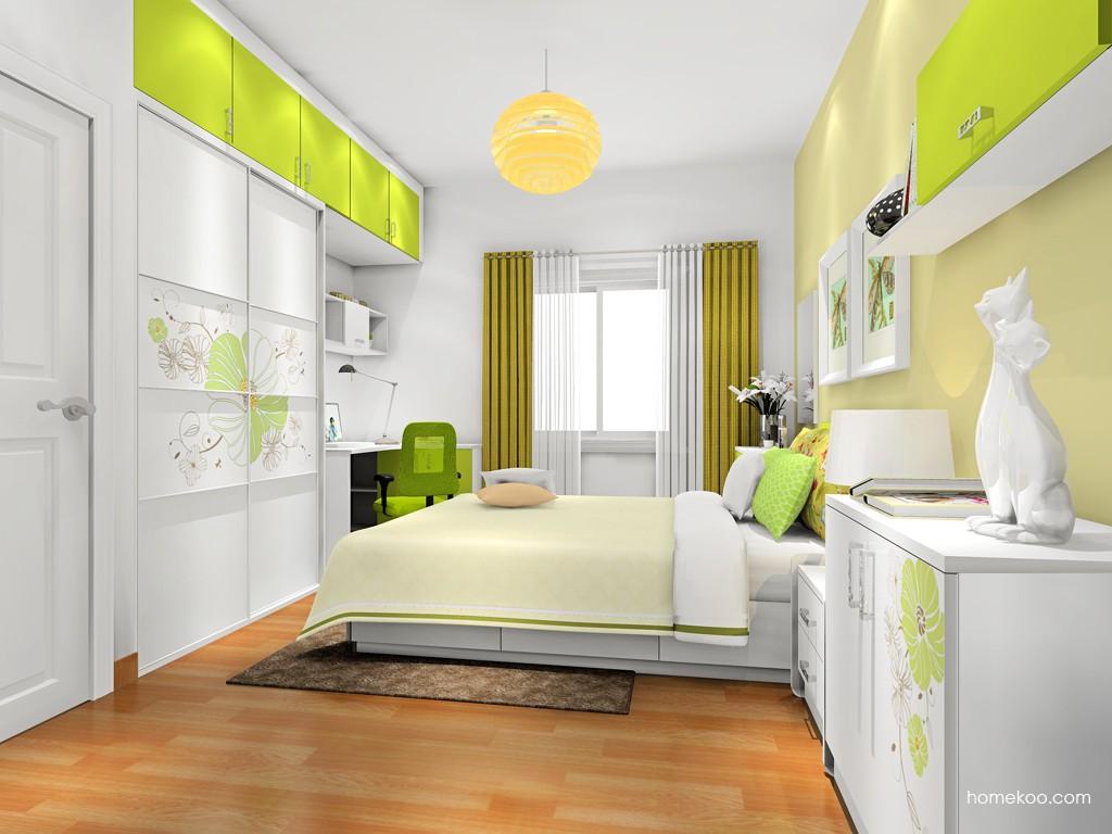 里昂春天卧房家具A17584