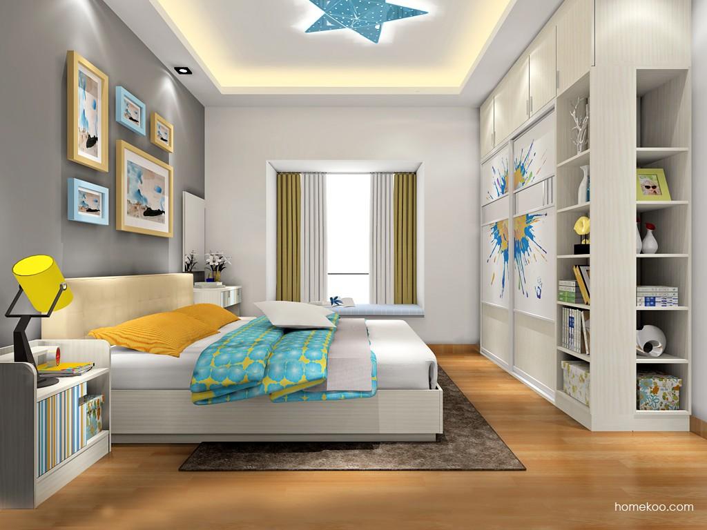 首尔之缤卧房家具A17586