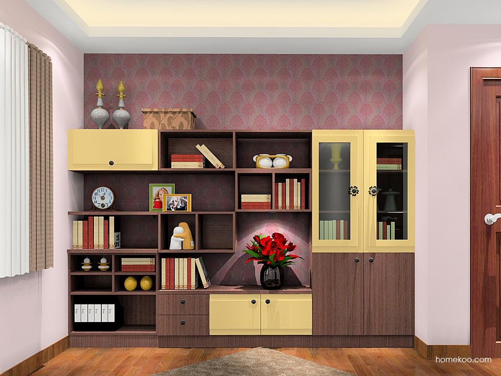 卡罗摩卡书房家具C17670
