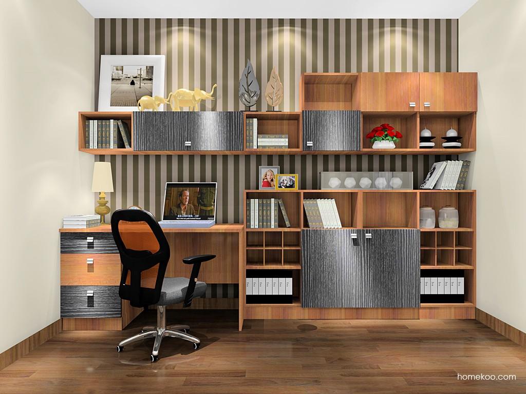 德国森林书房家具C17675