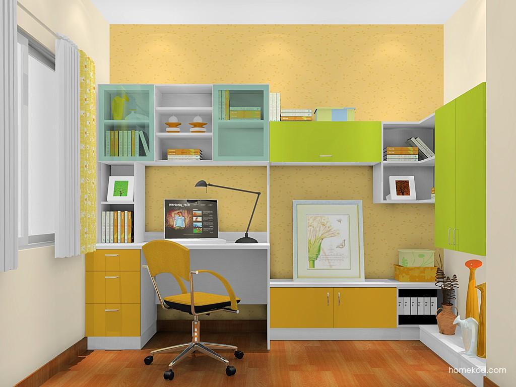 新实用主义书房家具C17681