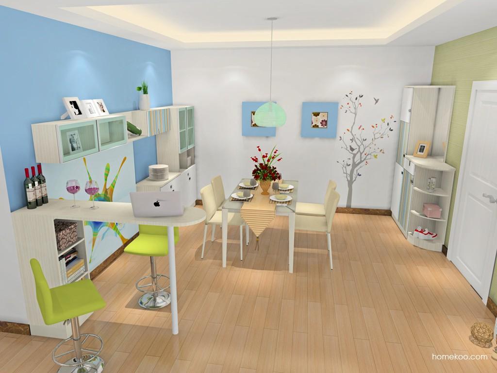 首尔之缤餐厅家具E16696