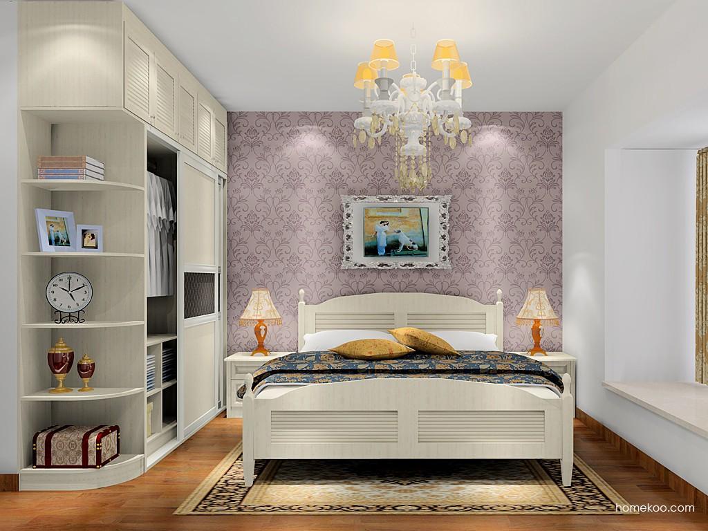 英伦印象卧房家具A17606