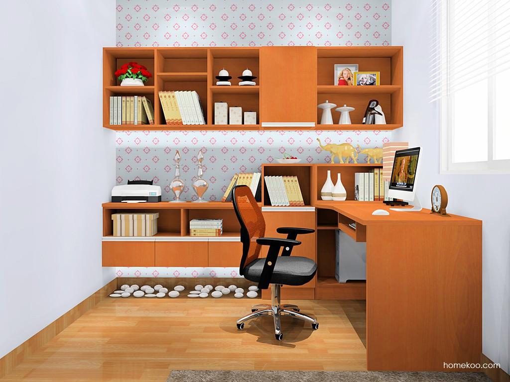 加州梦书房家具C17689