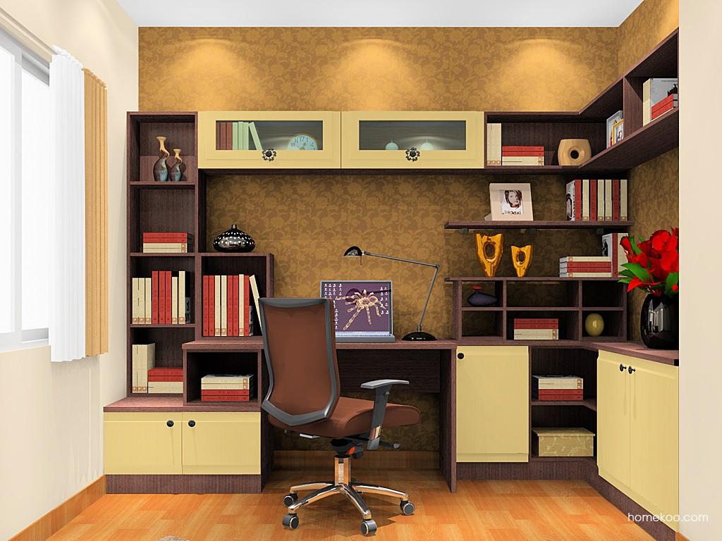 卡罗摩卡书房家具C17701