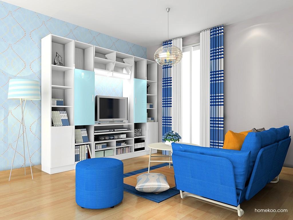 新实用主义客厅家具D16740
