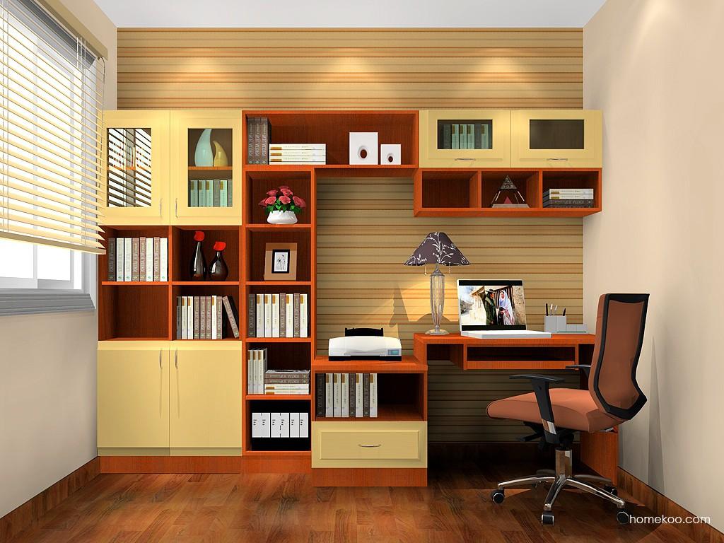 新实用主义书房家具C17718