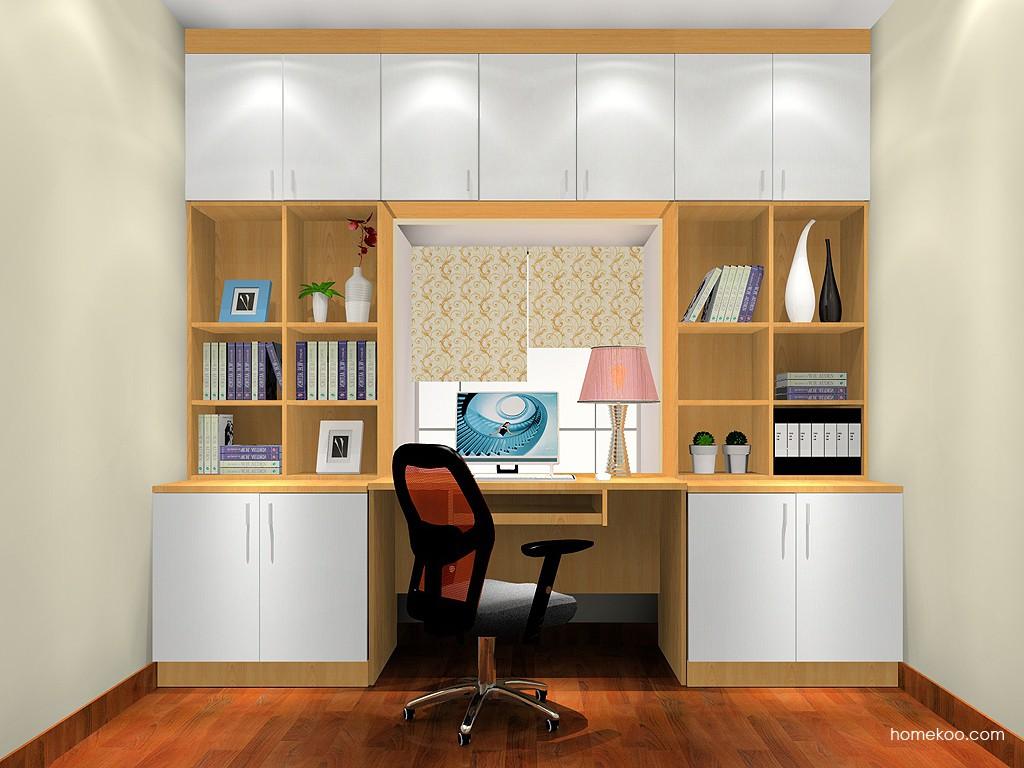 新实用主义书房家具C17724